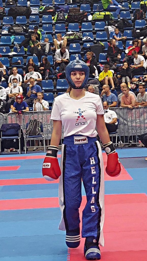 Στην ελίτ του παγκόσμιου Kick Boxing η ΟΠΑΠ Champion Σεμέλη Ζαρμακούπη – Ασημένιο και χάλκινο μετάλλιο στο Hungarian Kick Boxing World Cup