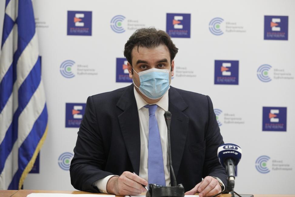 Πιερρακάκης: Πακέτο 6 δισ ευρώ σε πληροφορική και τηλεπικοινωνίες τα επόμενα χρόνια