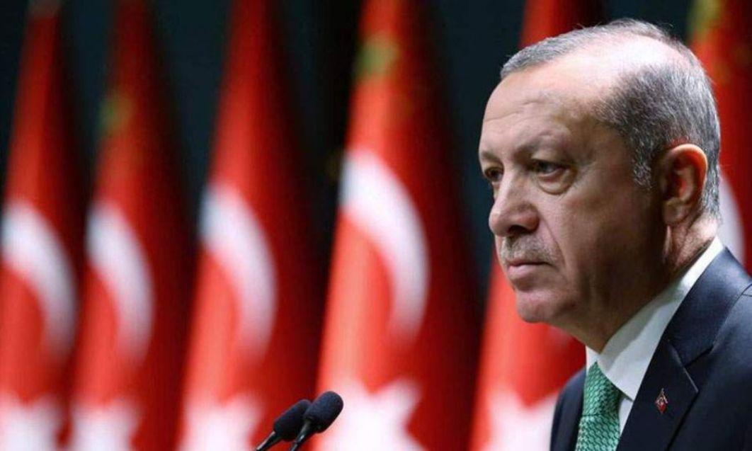"""Ερντογάν: Ισχυροί στρατηγικοί εταίροι Τουρκία και ΗΠΑ – Κοινή βούληση με τον """"αξιότιμο φίλο μου , πρόεδρο Μπάιντεν"""""""