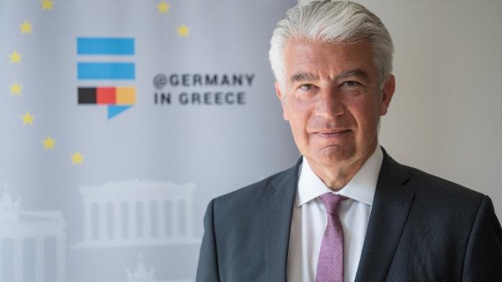 Ερνστ Ράιχελ/ Τώρα είναι η μεγάλη ευκαιρία για την ανάπτυξη των επενδύσεων στην Ελλάδα
