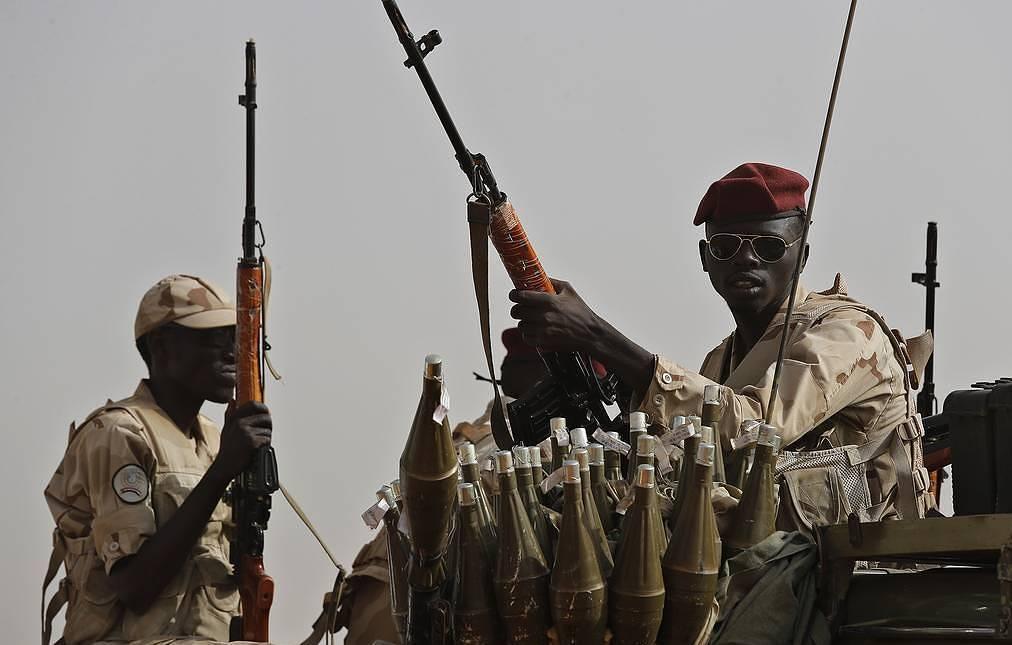Σε εξέλιξη πραξικόπημα στο Σουδάν