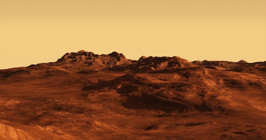 Ακούστε τους ήχους του Άρη