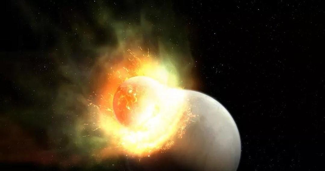 Ανακαλύφθηκε ο πρώτος εξωπλανήτης που έπεσε πάνω του άλλος πλανήτης