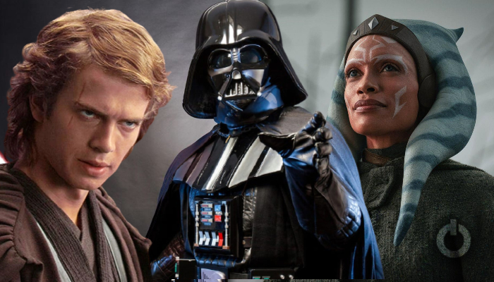 "O Hayden Christensen επιστρέφει στον κόσμο του Star Wars ως Darth Vader στη σειρά ""Ahsoka"""