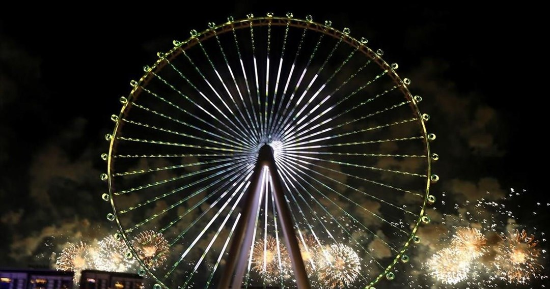 Dubai Eye: δείτε την πιο μεγάλη και εντυπωσιακή ρόδα του κόσμου