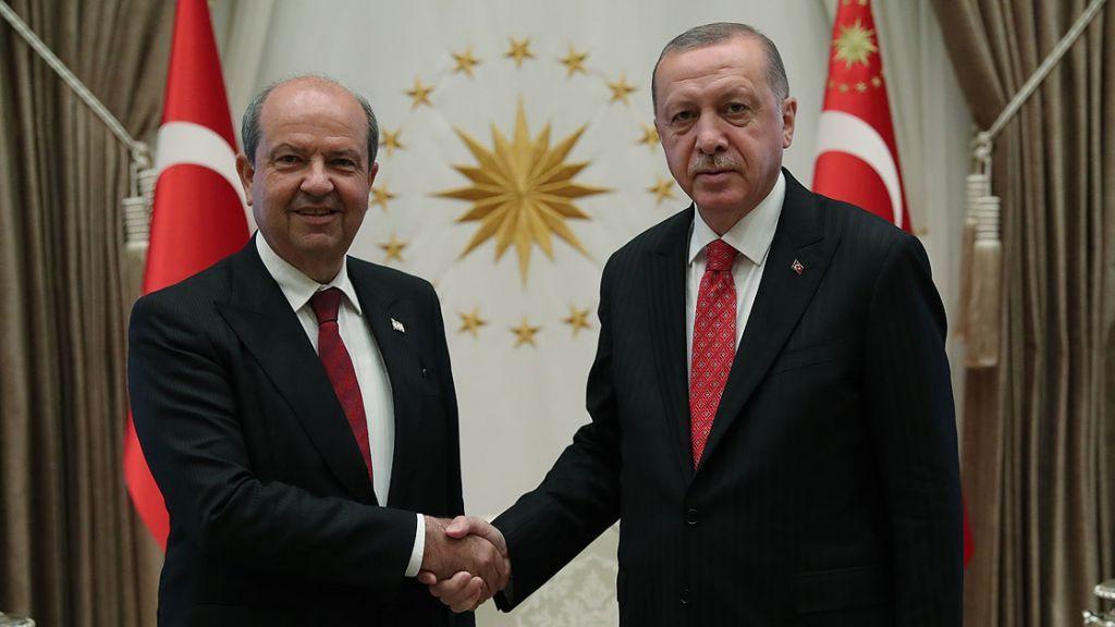 "Nέα πρόκληση από τον Τατάρ: ""Η Κύπρος είναι τουρκική από το 1571"""
