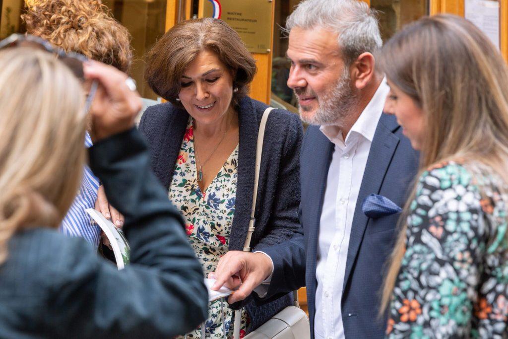 """Η ελληνική γαστρονομία, το ισχυρό """"χαρτί"""" στον τουρισμό και στο Παρίσι"""