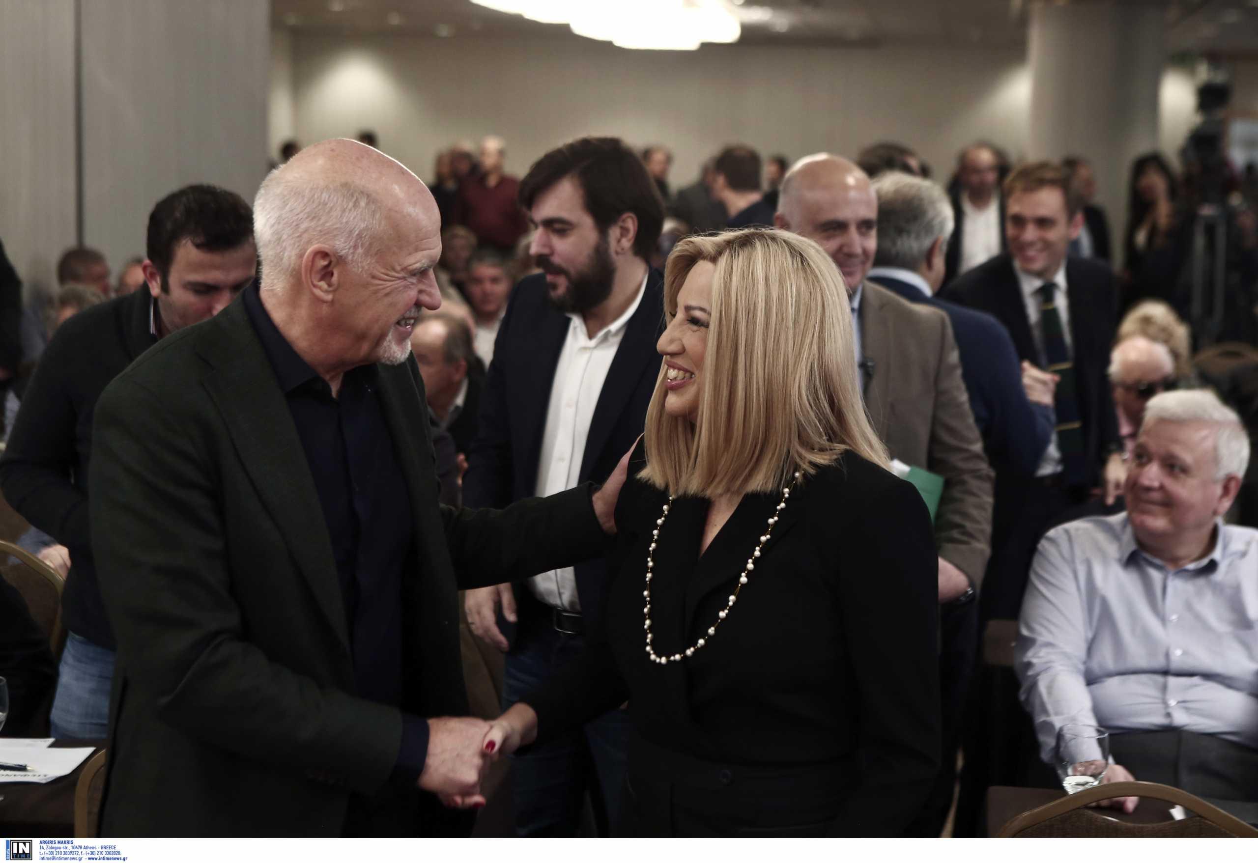 Υποψήφιος ο Γιώργος Παπανδρέου-Αλλάζει το πολιτικό σκηνικό στο ΚΙΝΑΛ