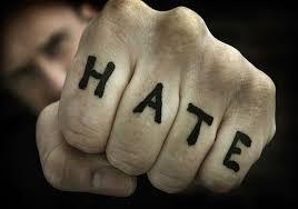 Μίσος!