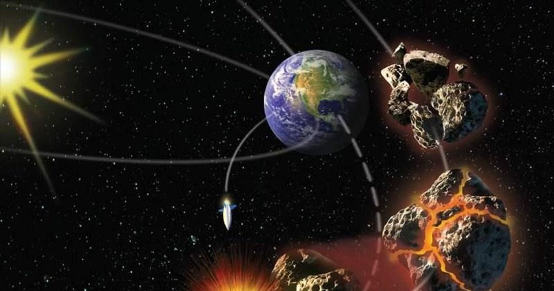 Ίσως τελικά τα πυρηνικά όπλα να γίνουν προστάτες της Γης