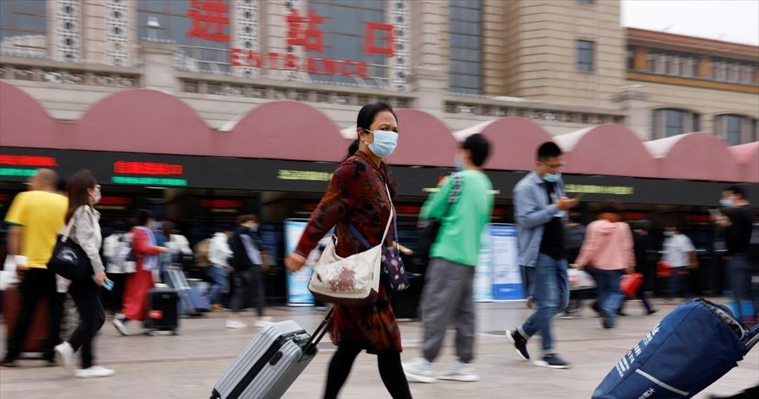 Κίνα: Αναμένει επιδείνωση της πανδημίας τις επόμενες ημέρες