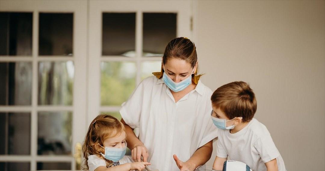 Κίνδυνος λοίμωξης Covid-19 σε επίνοσα άτομα και συσχέτιση με τα άνοσα άτομα της οικογένειας