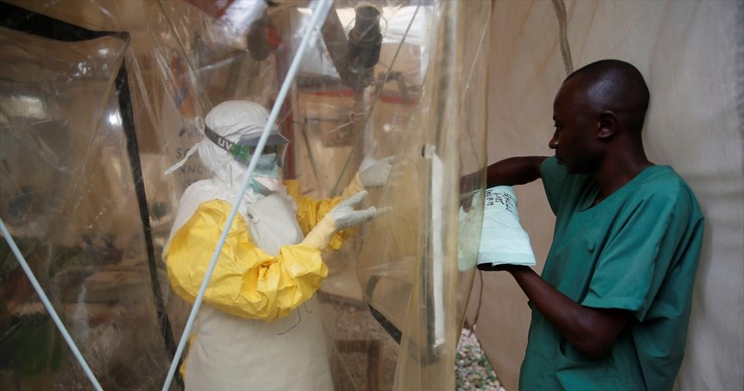 ΛΔ Κονγκό: Τρία νέα κρούσματα Έμπολα επιβεβαιώθηκαν στα ανατολικά