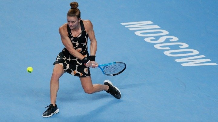 Kremlin Cup: Ένα ακόμη πρόωρο τέλος για την Μαρία Σάκκαρη – Αποχώρησε από τον ημιτελικό