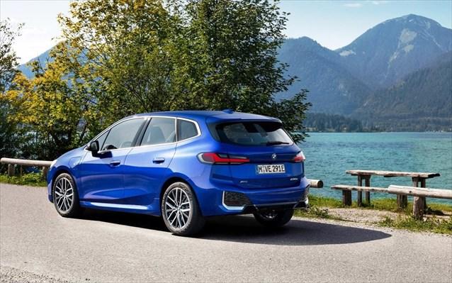 Νέα BMW Σειρά 2 Active Tourer: Ακόμη πιο ψηλά ο πήχης