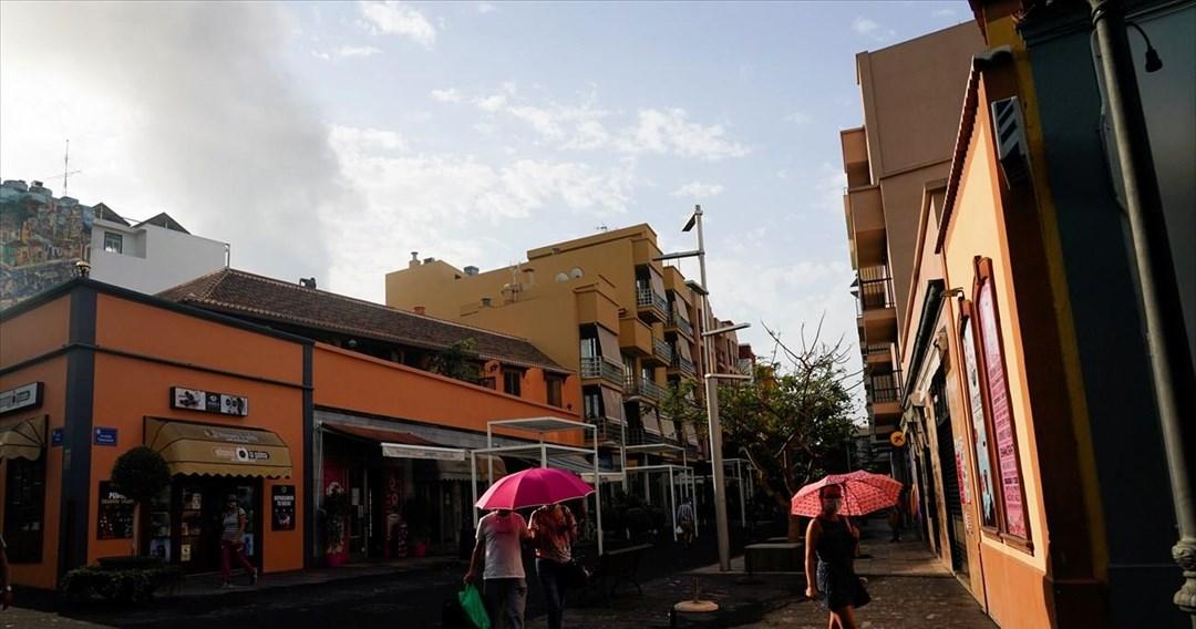 Οι κάτοικοι της Λα Πάλμα δεν βλέπουν τέλος στη δοκιμασία τους ένα μήνα μετά την έκρηξη του ηφαιστείου