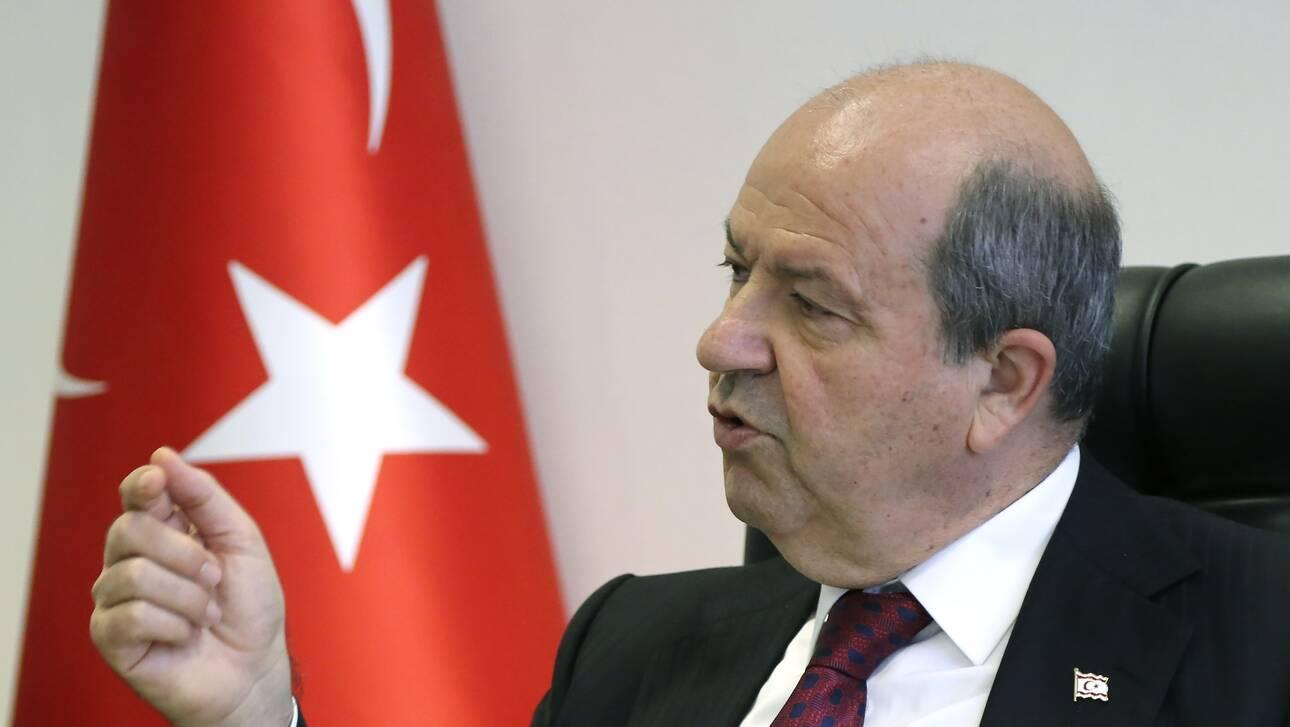 """Τατάρ: """"Σωστή"""" και  """"αξιότιμη"""" πολιτική η λύση δύο κρατών στην Κύπρο"""