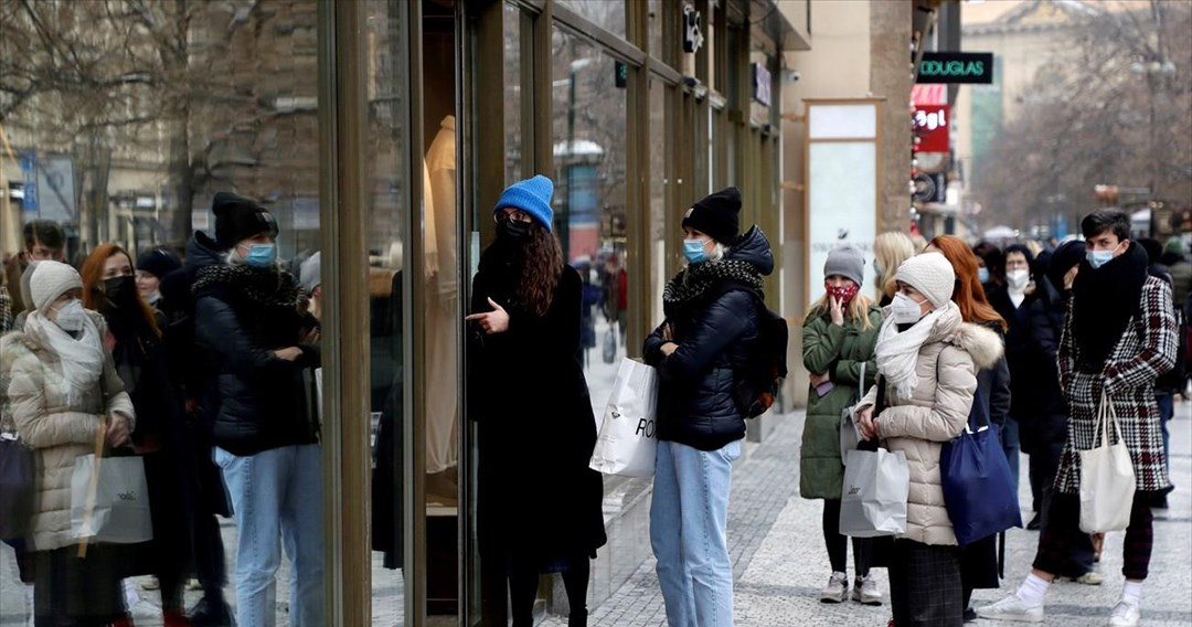 Τσεχία: Αυστηροποίηση των μέτρων μετά την αναζωπύρωση της πανδημίας