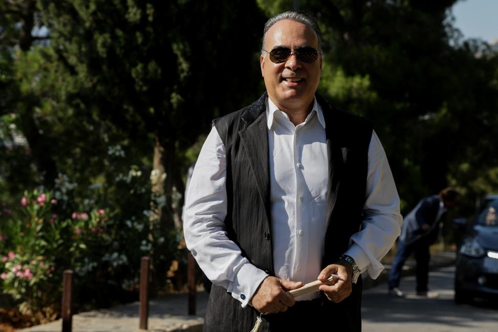 Σεργουλόπουλος: Έπαθα σηψαιμικό σοκ και μπήκα στην εντατική